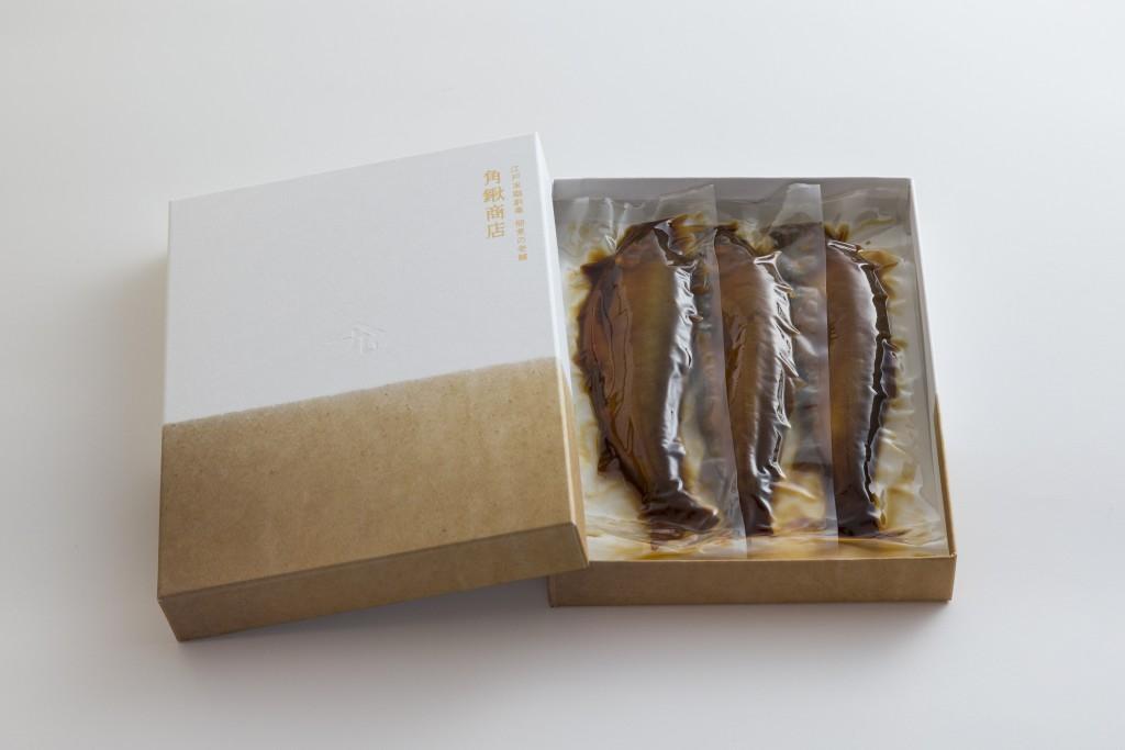 角鍬商店 鮎 甘露煮 箱入り ギフト